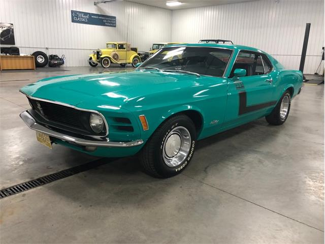 Picture of 1970 Ford Mustang located in Holland  Michigan - $24,900.00 - ODDH