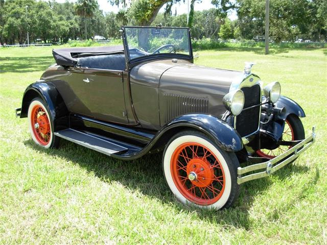 Picture of Classic 1929 Model A - $20,995.00 Offered by  - ODDS