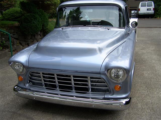 1955 Chevrolet Pickup For Sale On Classiccars