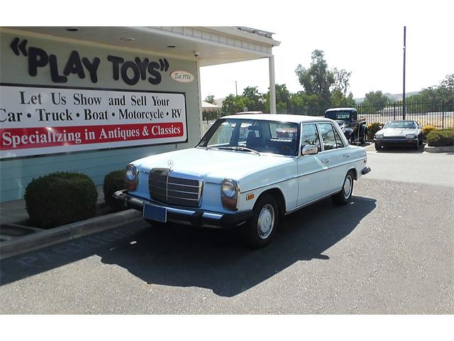 Picture of '75 Mercedes-Benz 240D - ODEP