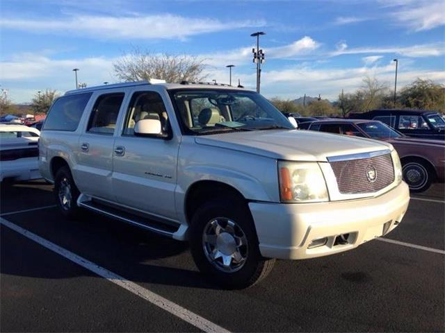 Picture of '04 Escalade - ODES