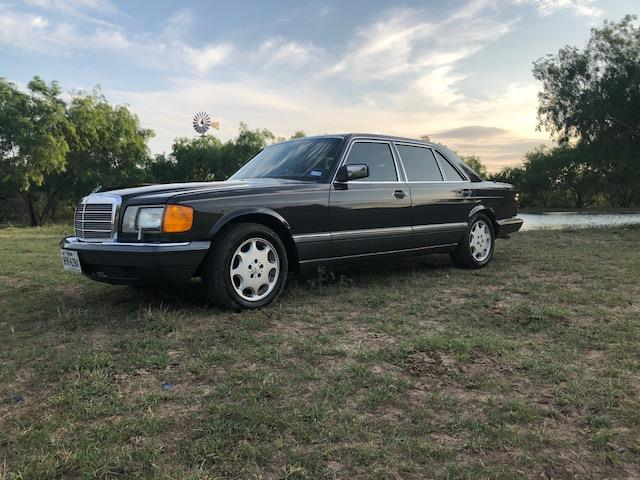 1990 Mercedes-Benz 350SDL