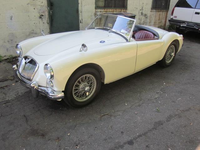 Picture of '61 MGA - ODFU