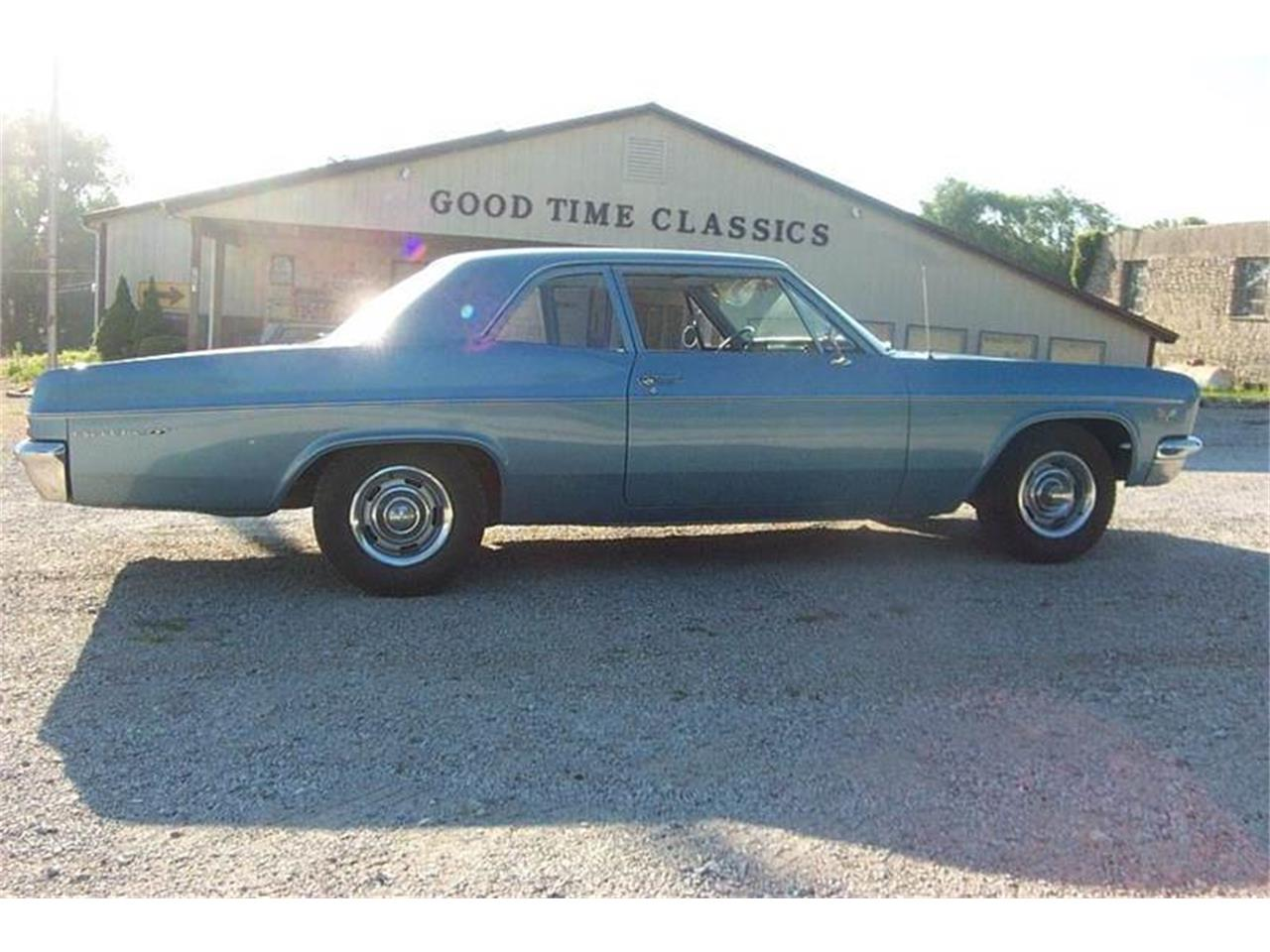 1966 Chevrolet Bel Air For Sale Cc 1137169 Large Picture Of 66 Odg1