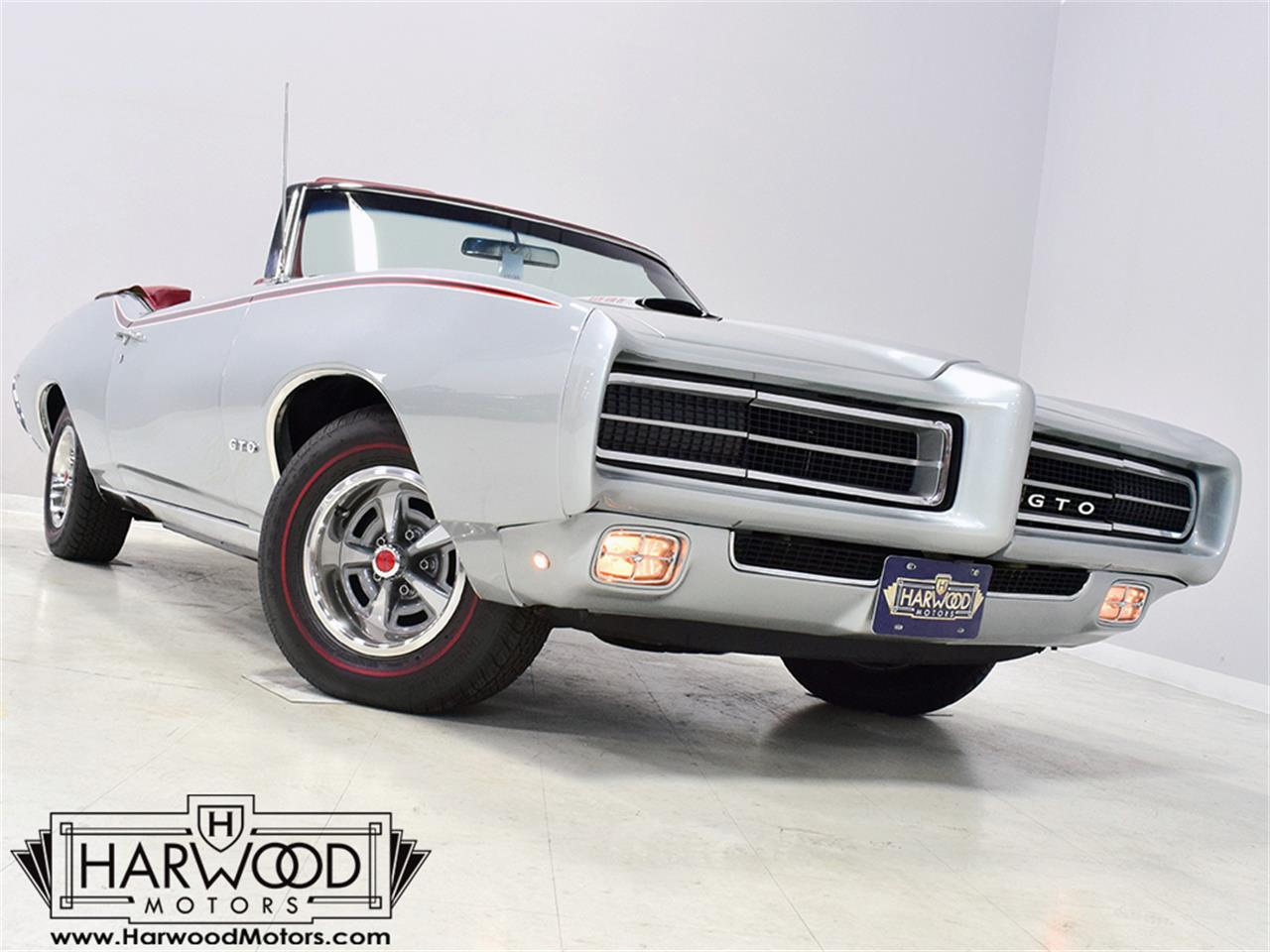 For Sale: 1969 Pontiac GTO in Macedonia, Ohio