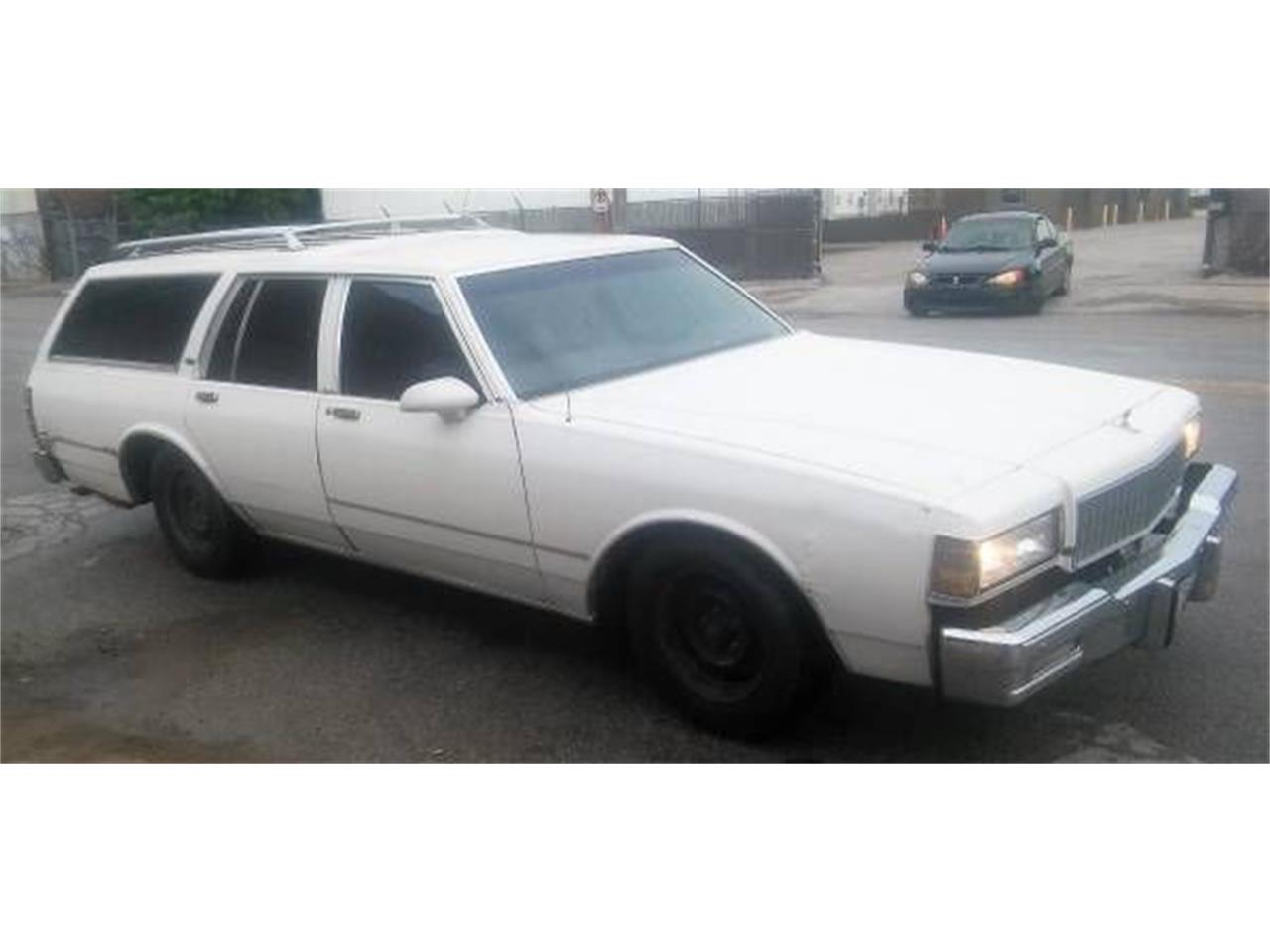 Large Picture of '87 Caprice - ODIM