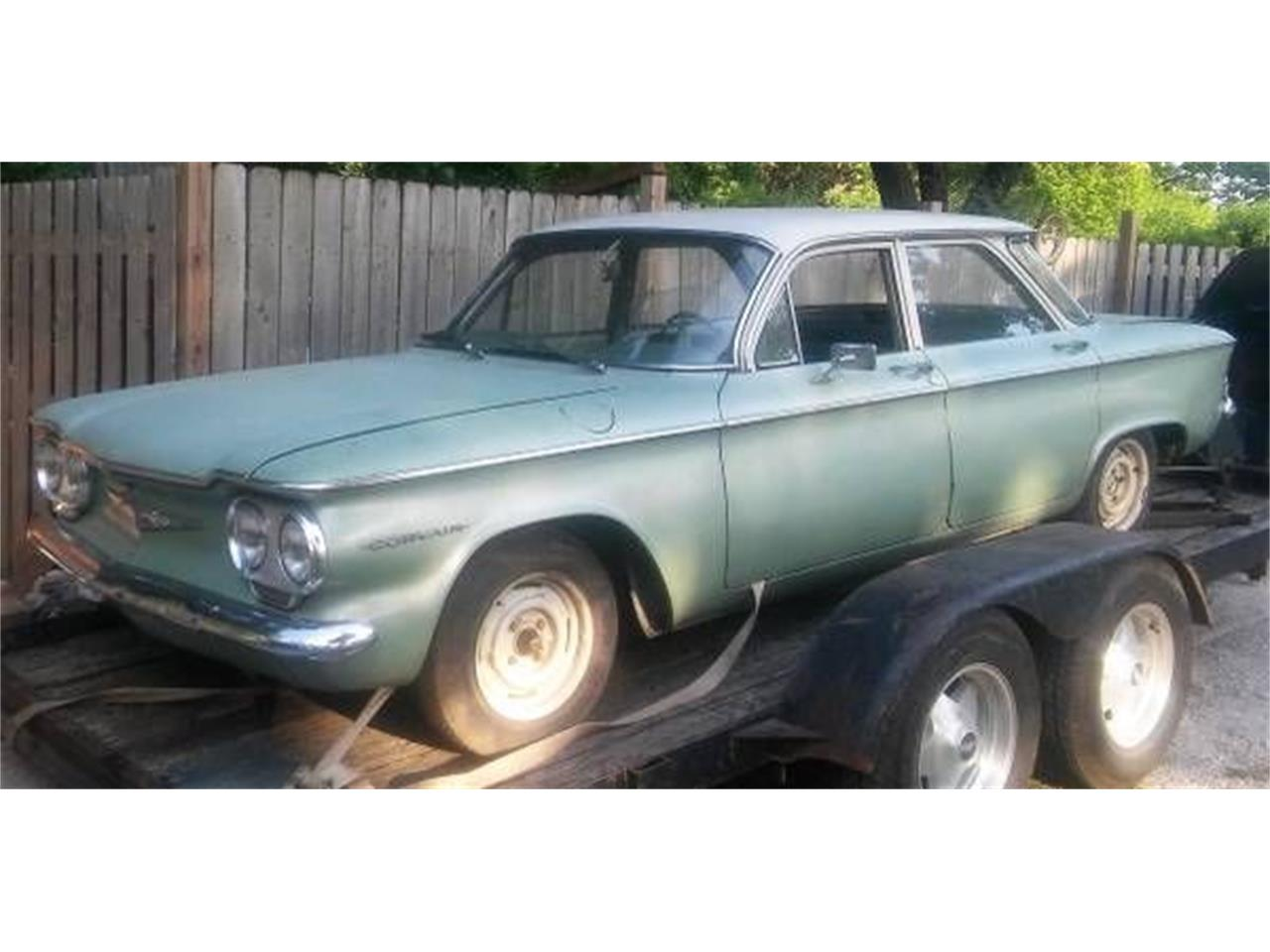 1960 Chevrolet Corvair For Sale Classiccars Com Cc 1137264