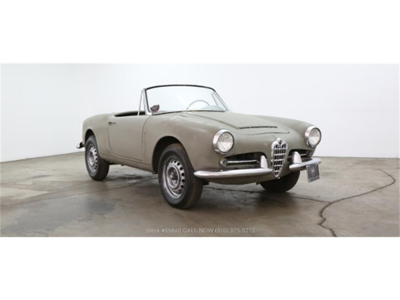 Picture of '62 Giulietta Spider - O8H5