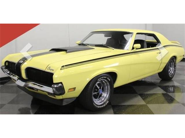 Picture of '70 Mercury Cougar - $43,995.00 - ODJF