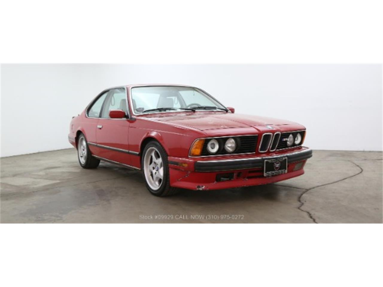 Picture of '88 M6 - O8H6