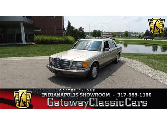 Picture of '87 420SEL - ODJS