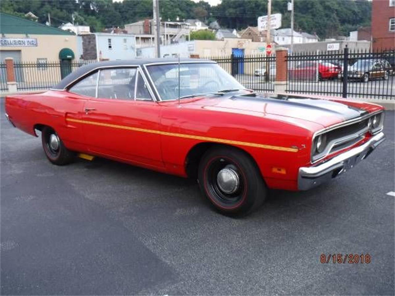 Large Picture of '70 Road Runner - ODK8