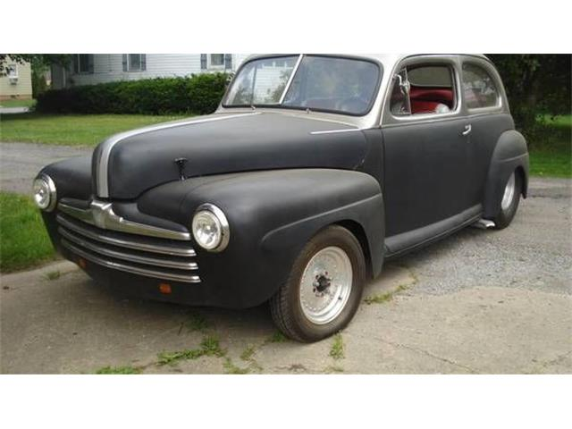 Picture of Classic '46 Ford Sedan - $17,495.00 - ODKE