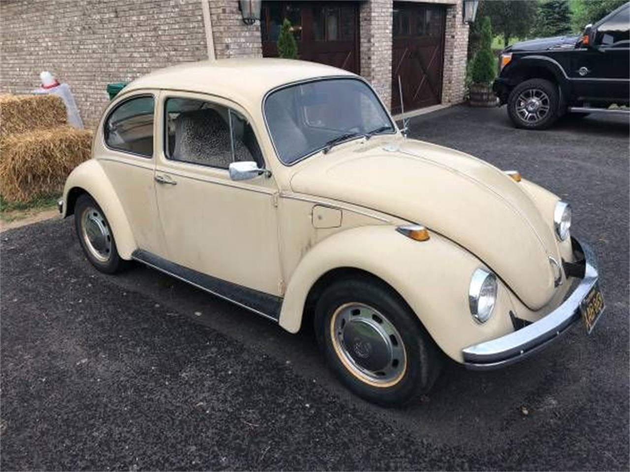 For Sale: 1968 Volkswagen Beetle in Cadillac, Michigan
