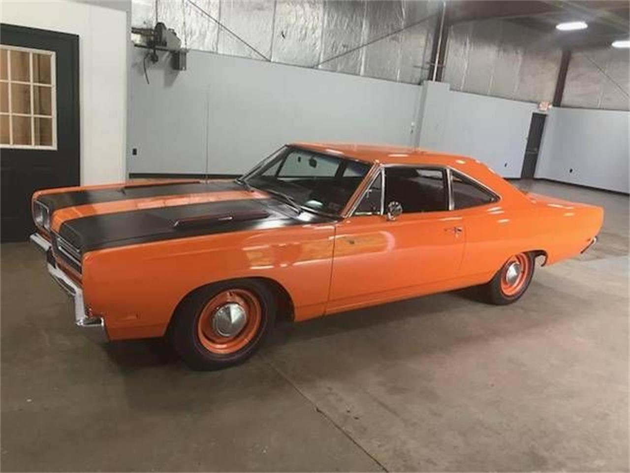 Large Picture of '69 Road Runner - ODKW