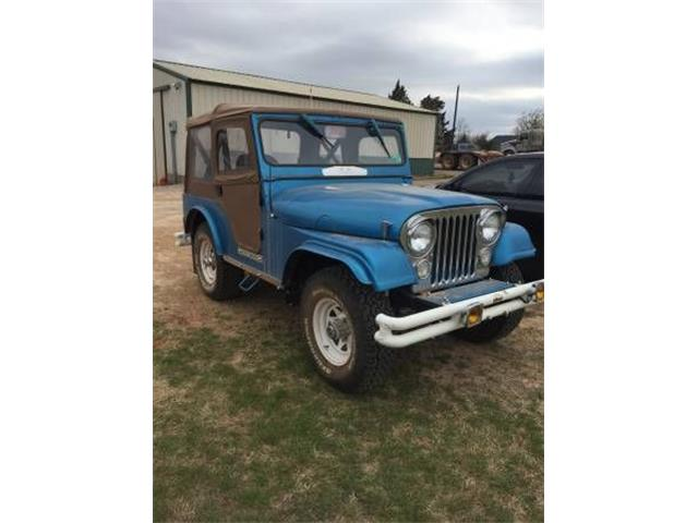 Picture of 1966 CJ5 located in Michigan - $8,995.00 Offered by  - ODL3