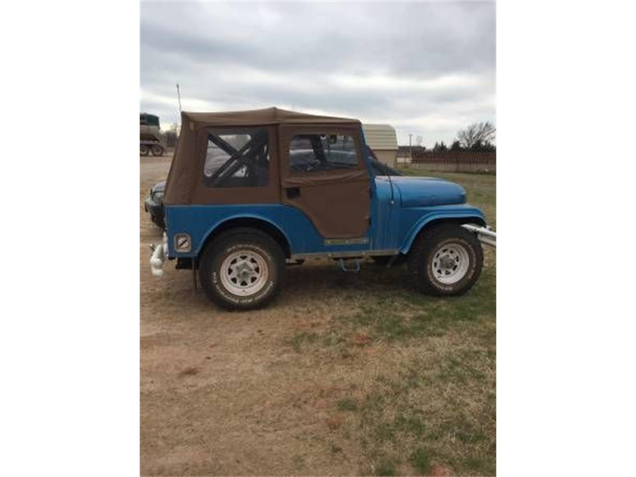 Large Picture of '66 CJ5 - ODL3