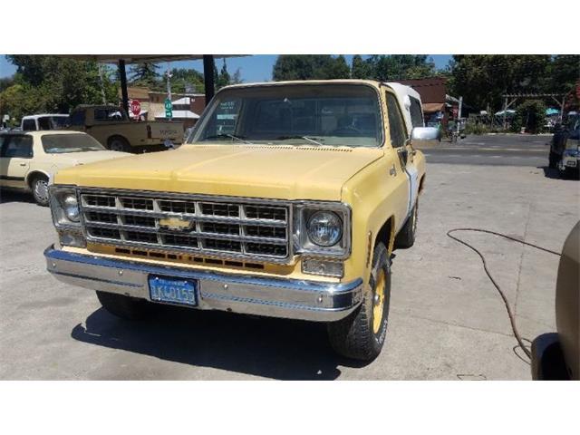 1978 Chevrolet K-20