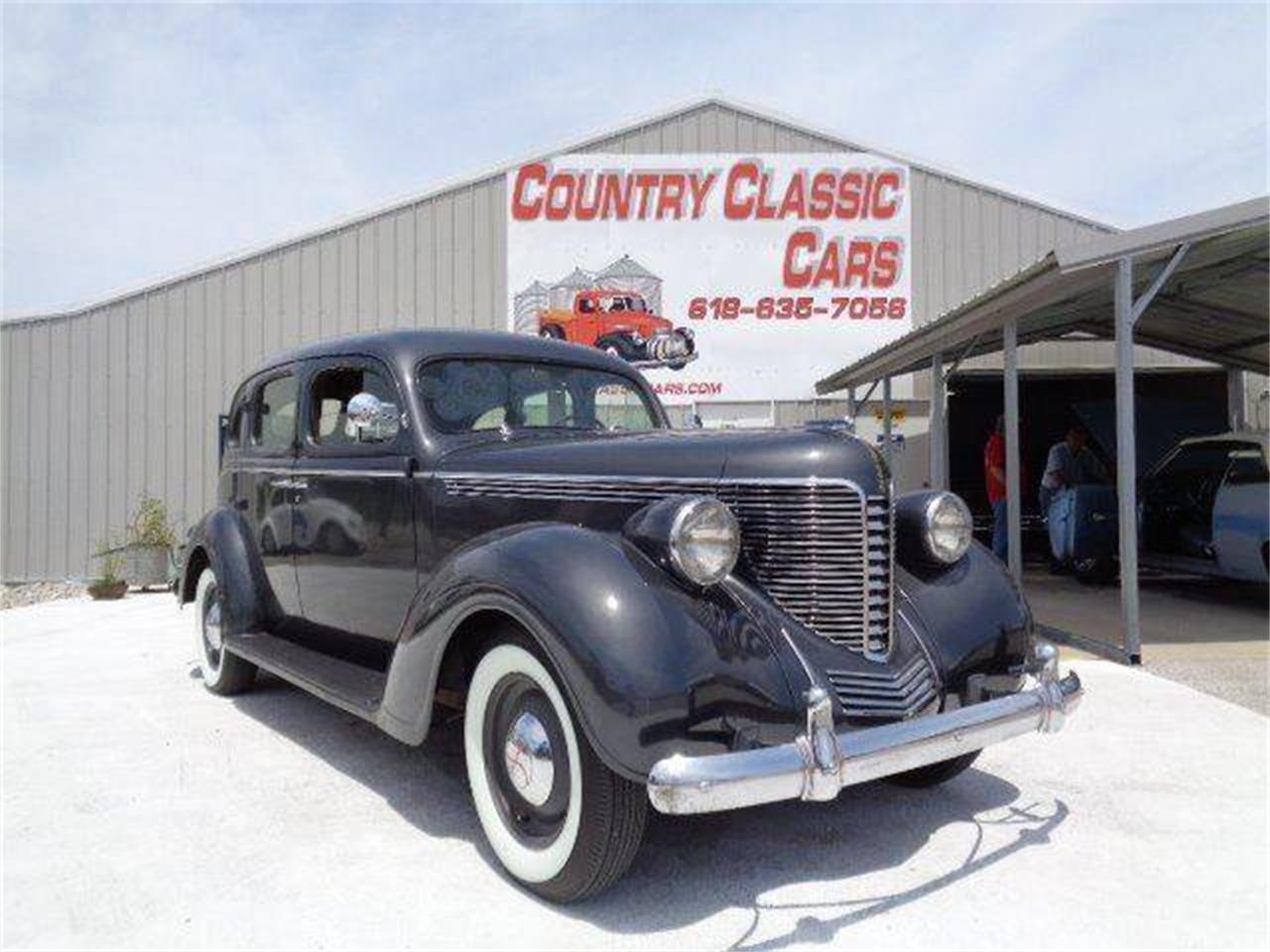 Large Picture of '38 4-Dr Sedan - ODLN