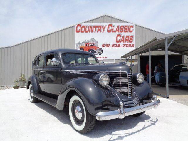 Picture of '38 4-Dr Sedan - ODLN