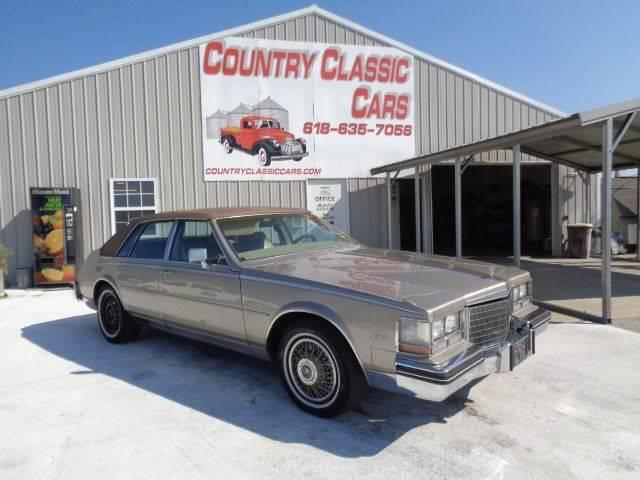 1985 Cadillac Seville For Sale On Classiccars Com