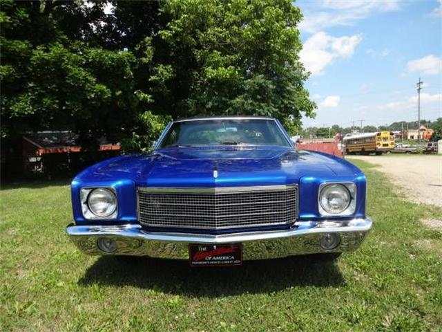 Picture of Classic 1970 Monte Carlo located in Michigan Offered by  - ODLW