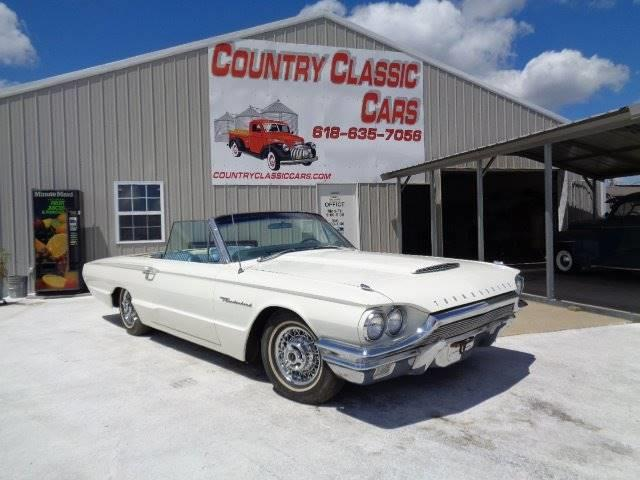 Picture of '64 Ford Thunderbird located in Illinois - $21,550.00 - ODM0