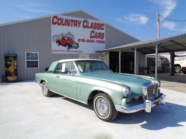 Picture of Classic 1964 Studebaker Hawk Offered by  - ODM1