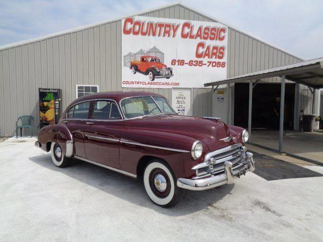 Picture of 1950 Chevrolet Fleetline located in Illinois - $16,950.00 Offered by  - ODMA