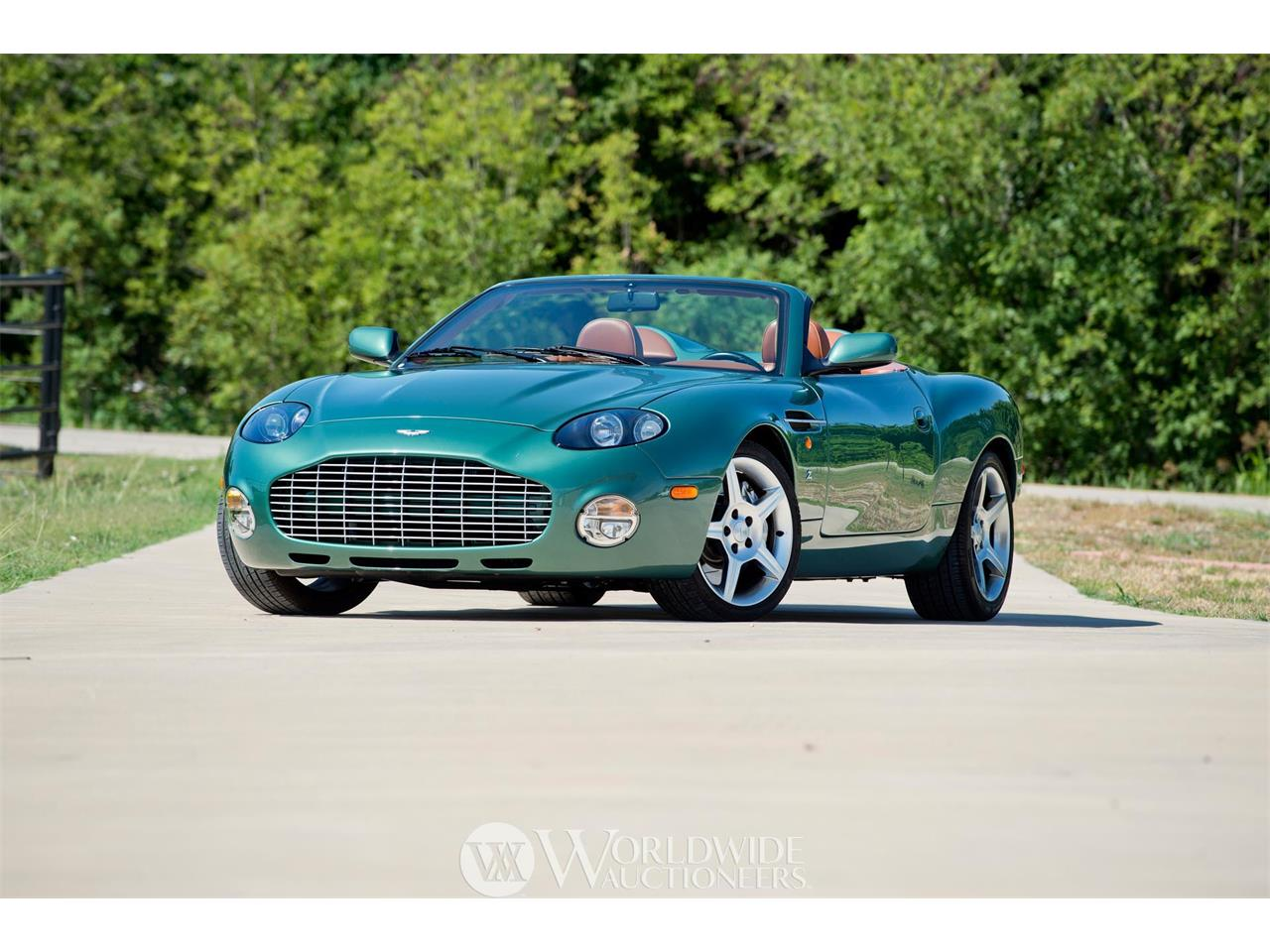 Picture of '03 DB AR1 Zagato - O7YY