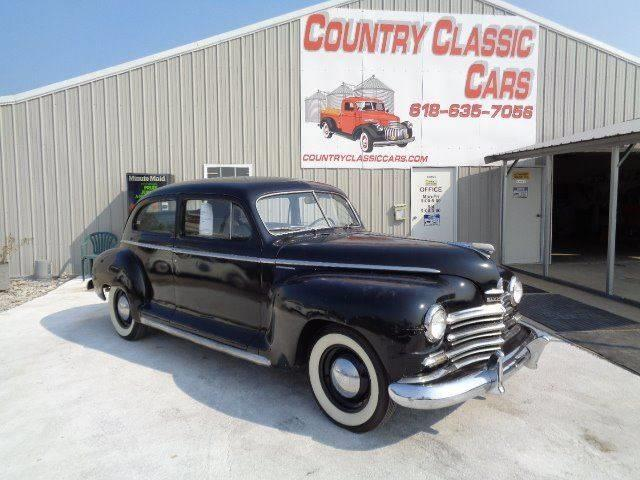Picture of '46 Plymouth Deluxe located in Illinois - $8,850.00 - ODMG