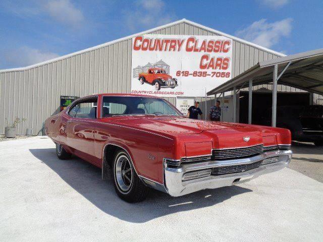 Picture of Classic 1969 Mercury Marauder Offered by  - ODMQ