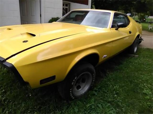 1972 Ford Mustang For Sale On Classiccars