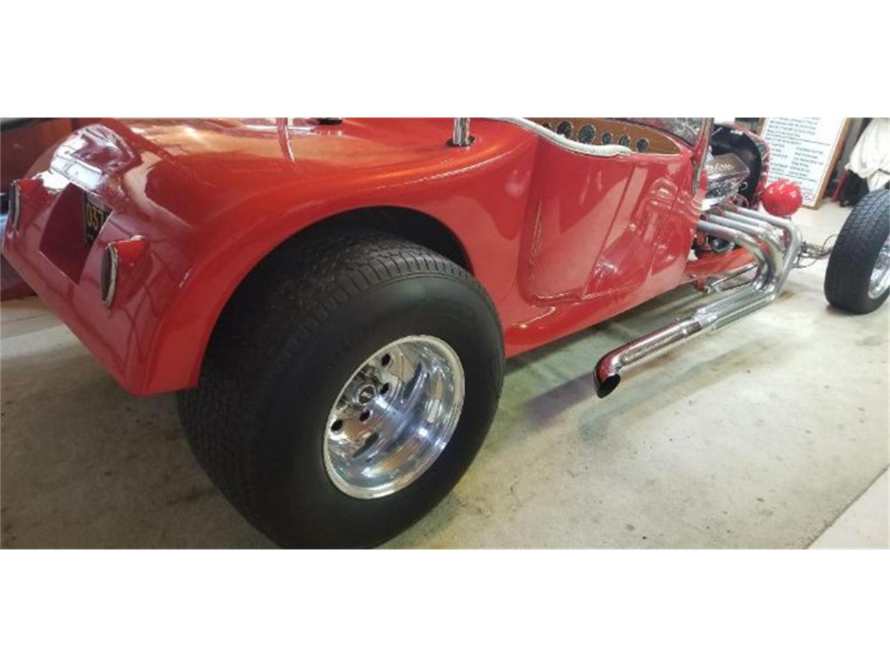 Large Picture of 1927 Ford Roadster located in Cadillac Michigan Offered by Classic Car Deals - ODNC