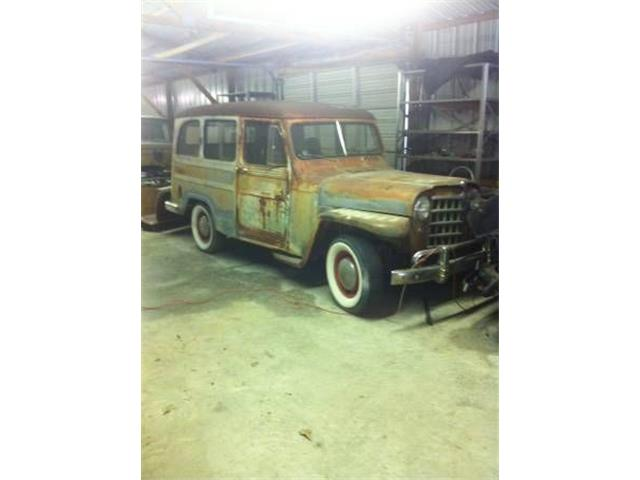 Picture of Classic '50 Wagoneer - $6,995.00 - O8HL