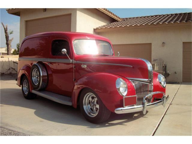 Picture of '41 Sedan Delivery - ODOE