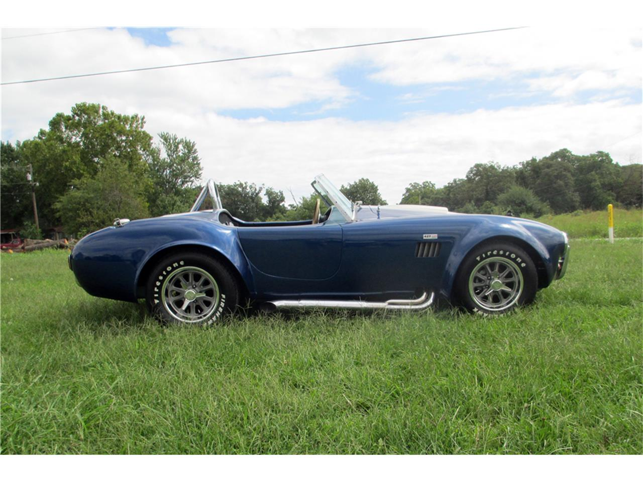 Large Picture of '66 Cobra Offered by Barrett-Jackson - ODOQ