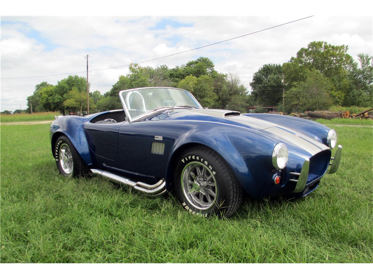 Large Picture of Classic 1966 Cobra Auction Vehicle Offered by Barrett-Jackson - ODOQ