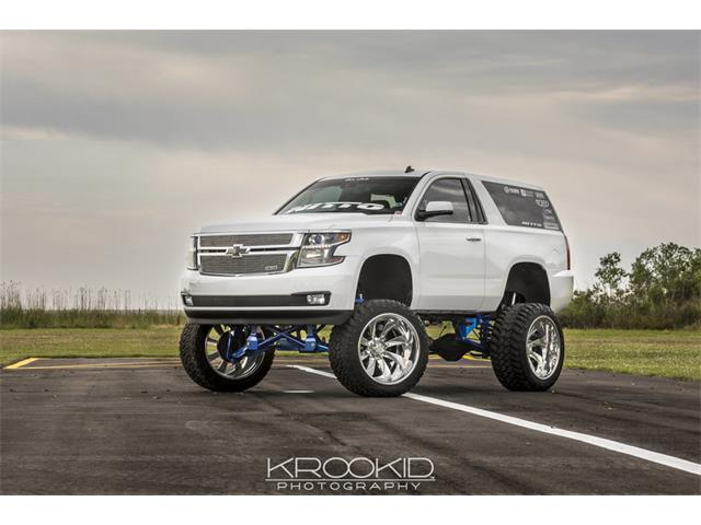 Picture of '15 Suburban - ODOS