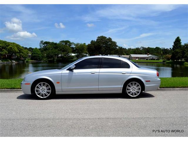 Picture of '08 Jaguar S-Type located in Clearwater Florida Offered by  - O8HP