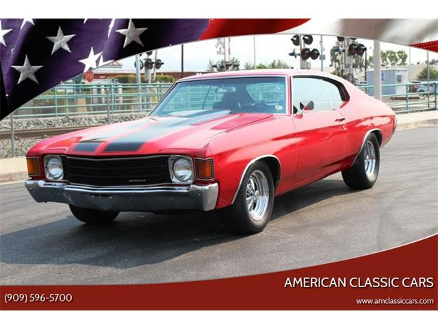 Picture of '72 Chevelle Malibu - ODOY