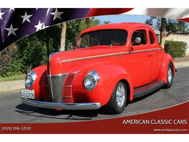 Picture of '40 Ford 2-Dr Coupe located in California Offered by  - ODP9
