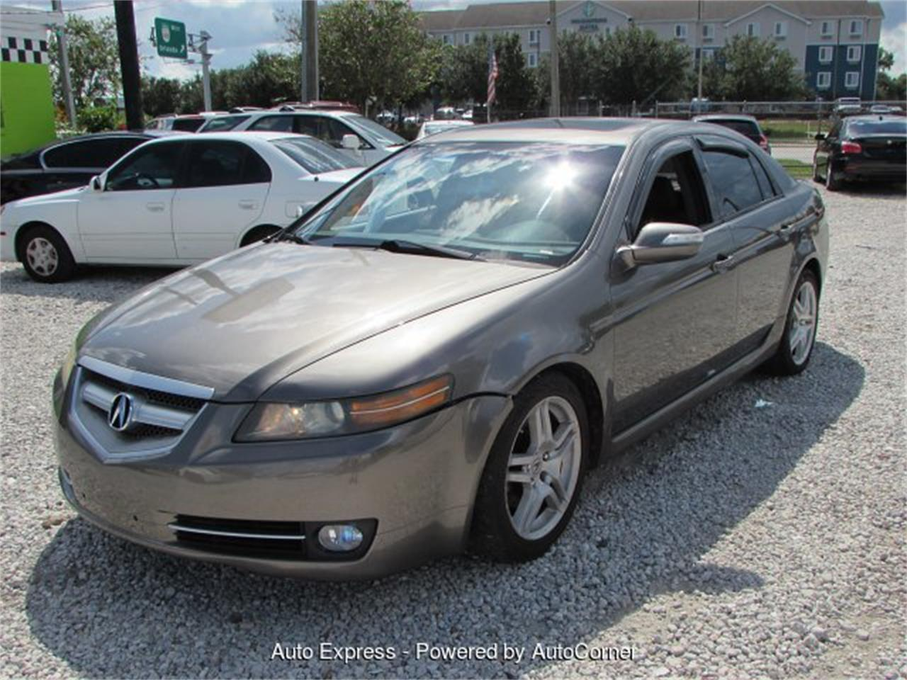 Acura TL For Sale ClassicCarscom CC - Acura tl 08 for sale