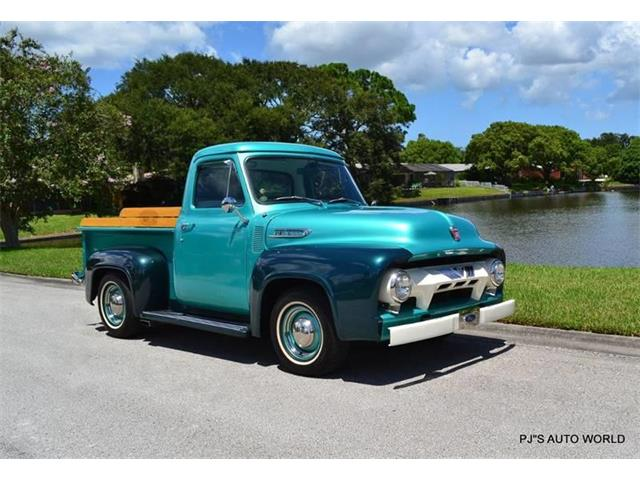 Picture of '54 F100 - ODPT