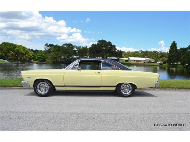 Picture of Classic '67 Fairlane located in Florida - $26,900.00 Offered by  - ODPU