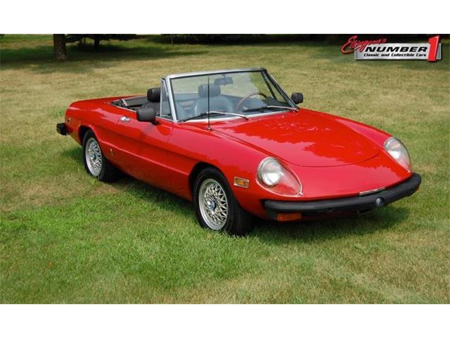 Picture of 1976 Alfa Romeo Spider - $9,995.00 - ODQP