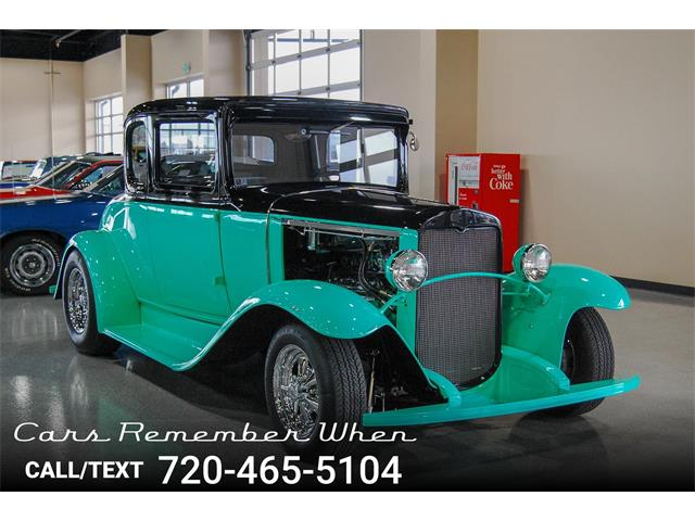 Picture of Classic '31 Chevrolet Automobile - $34,990.00 Offered by  - ODRZ