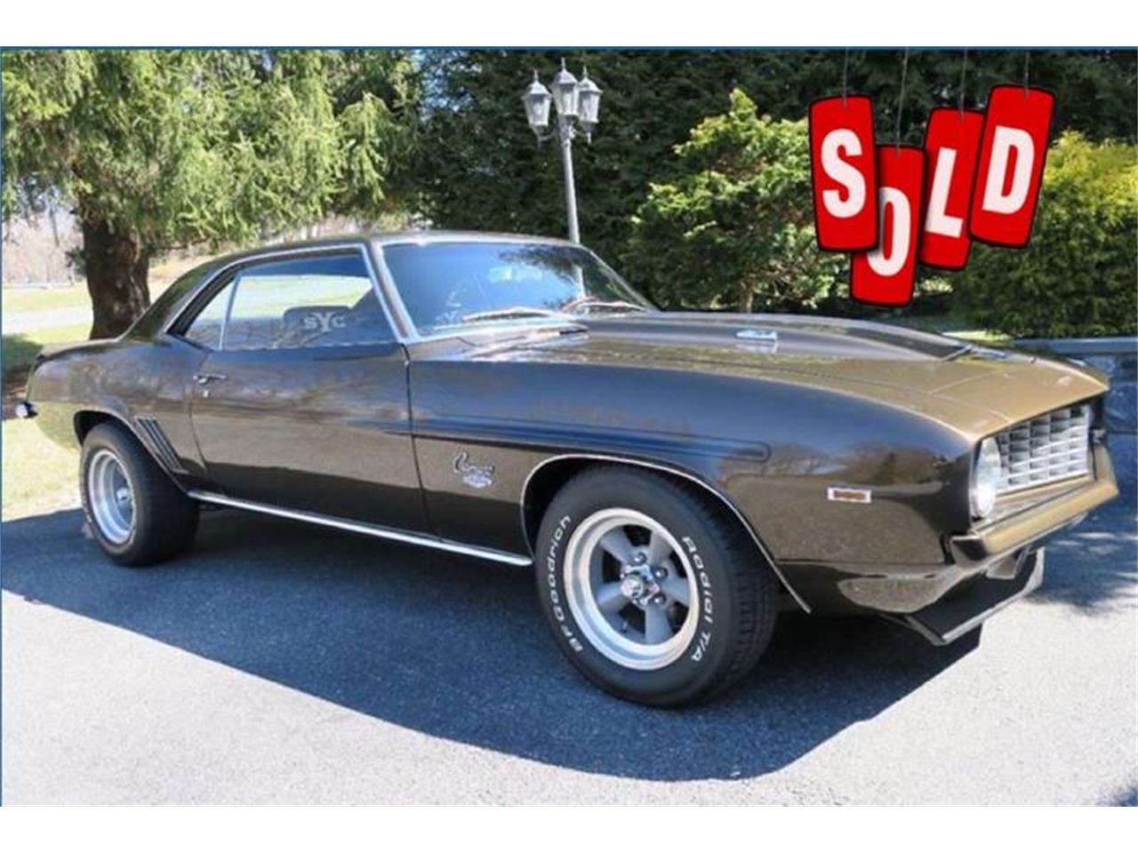 Yenko Camaro For Sale >> For Sale 1969 Chevrolet Camaro Yenko In Clarksburg Maryland