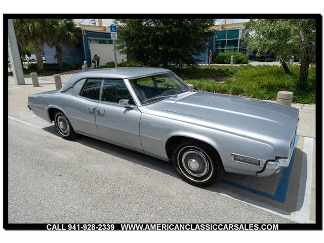 Picture of Classic 1969 Ford Thunderbird located in Sarasota Florida Offered by  - ODSK