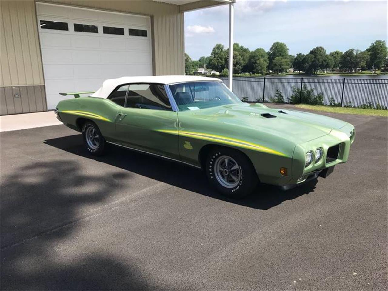 1970 Pontiac Gto The Judge For Sale Cc 1137629 1960 Large Picture Of 70 Odst